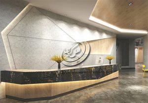 کاربرد سنگ مرمریت در ساختمان
